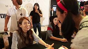 KARA - [DAY&NIGHT] Mini Fan meeting, Fan Sign Event Spot