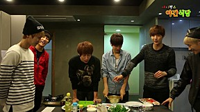 [A-JAX - Late Night Restaurant] Episode 1