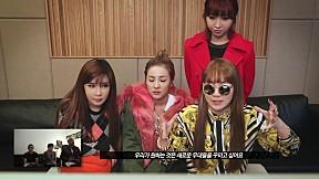2NE1 - 2014 WORLD TOUR VIDEO CONFERENCE