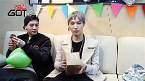 [Real GOT7] episode 1. JB\'s Birthday