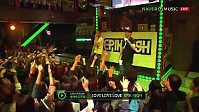 EPIK HIGH - 99 CLUB LIVE #4 LOVE LOVE LOVE