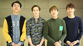CNBLUE - Greeting to Naver Music