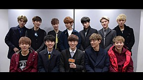 EXO - Drama \'Prime Minister\' Supporting Message