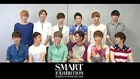 EXO-K, EXO-M - SM Art Exhibition