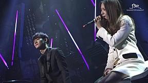 SM THE BALLAD Vol.2 Joint Recital - \'When I was.. When U were..\' by Krystal & Chen