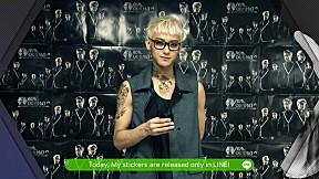 LINE X EXO - TAO Sticker
