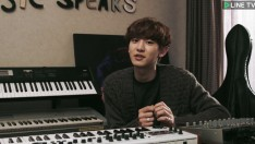 EXO NEXT DOOR - Special Interview  with Chanyeol