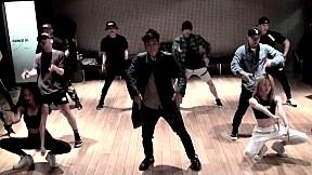 BIGBANG - 'BANG BANG BANG' DANCE PRACTICE