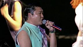PSY -  SHAKE IT @ Seoul Plaza Live Concert