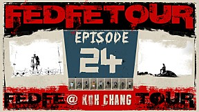 FEDFE TOUR Krian EP.24 (A Life Of Fed - JAMES500)
