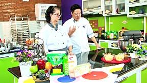Modern9 Cooking by Yingsak - Bakery Lover ใครชอบทานแอปเปิ้ล