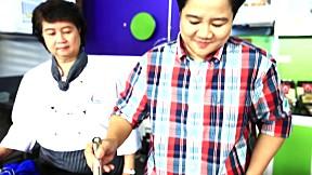 Modern9 Cooking by Yingsak - Bakery Lovers ตอนวิธีทำ Pannacotta [1\/3]