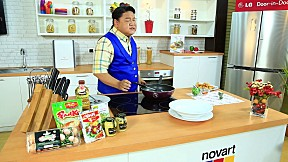 Modern9 Cooking by Yingsak - Cooking Guru อาจารย์ยิ่งศักดิ์ กับคุณฉมาดล ชมเชิงแพทย์ [3\/3]