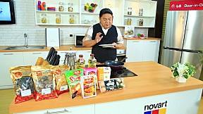 Modern9 Cooking by Yingsak - Cooking Guru อาจารย์ยิ่งศักดิ์ กับคุณฉมาดล ชมเชิงแพทย์ ตอนที่ 2 [3\/3]