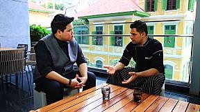 Modern9 Cooking by Yingsak - Chill Out กับ Teddy ที่โรงแรม W สาทร ตอนที่ 3 [2\/3]