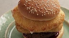 Mozzarella Cheese Burger
