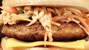 Korean Military Styled Burger