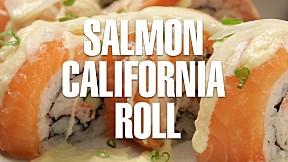 Salmon California Roll