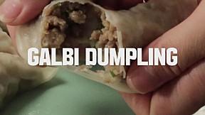 Galbi Dumpling