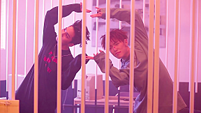 MOBB (MINO & BOBBY) - \'붐벼 (FULL HOUSE)\' M\/V BEHIND THE SCENES