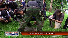 FLASH NEWS on LINE TV - 20 กันยายน 2559