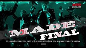 BIGBANG - WORLD TOUR \'MADE\' FINAL IN SEOUL - SPOT