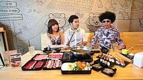 กินกันจัง Kinkanjung | EP.2 | ร้าน Chubu shabu & Sushi อุดมสุข (มินิ พิมพ์นิภา)