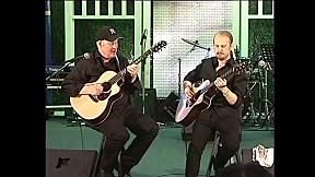เพลงพระราชนิพนธ์ แสงเดือน (Acoustic Guitar by Ulf&Erik Wakenius)
