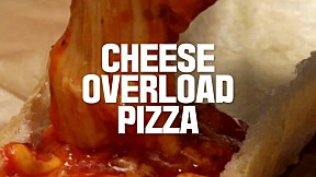 Cheese Overload Pizza