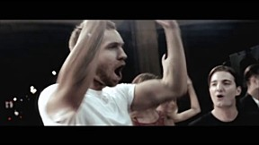 Calvin Harris & Alesso Feat. Hurts - Under Control [Official Music Video]