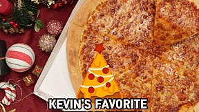 Home Alone'S Kevin'S Cheese Pizza