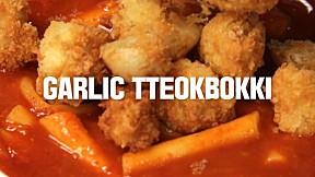 Garlic Tteok-bokki