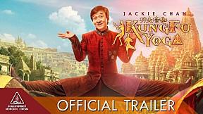 Kung Fu Yoga กังฟูโยคะ - Official Trailer [ ตัวอย่าง พากย์ไทย ]