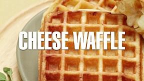 Cheese Waffle