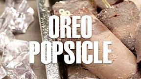 Oreo Popsicle