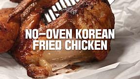 No-Oven Korean Fried Chicken