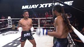 MX MUAY XTREME   ดวงสมพงษ์ VS แมทธิว