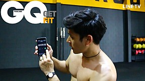 GQ Get Fit หุ่นดีได้ไม่ต้องใช้อุปกรณ์ | EP.1 | GQxBodyweight Thailand