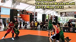 Stadium29 3x3 Street Basketball  รุ่นอายุ 16 ปี Group1