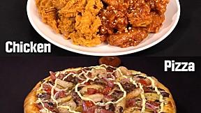 Chicken vs Pizza