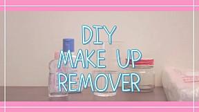 [DIY] Makeup Remover ที่เช็ดเครื่องสำอาง ทำเองใช้เอง ประหยัดสุดๆ !!