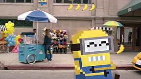 Pharrell Williams - Yellow Light_Ost. Despicable Me 3 [Official Music Video]