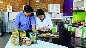 Modern9 Cooking by Yingsak - Bakery lover (20 มิ.ย. 60)
