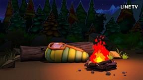 Vicky & Johnny | EP.51 | Camp Fire 2