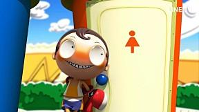 Vicky & Johnny | EP.2 | Toilet