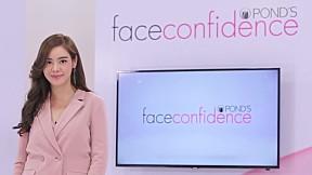 เคล็ดลับมั่นหน้าเวอร์ของ ไอซ์ ปรีชญา คืออะไร ไปดูกันที่ Face Confidence