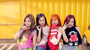 BLACKPINK - '마지막처럼 (AS IF IT\'S YOUR LAST)' M\/V