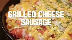 Grilled Cheese Sausage