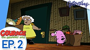 Highlight Courage The Cowardly dog หมาน้อยผู้กล้าหาญ | EP.2