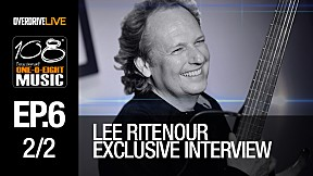 108 MUSIC | EP.6 | Lee Ritenour Exclusive Interview [2\/2]